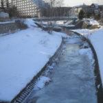 f9bb65a4 s 150x150 - 北海道の冬の生活06 ~川が凍った!~