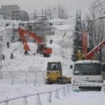 48e88e0a s 150x150 - 札幌雪祭り準備+冬の時計台他