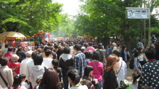 019811b9 s 320x180 - 北海道神宮例祭 ~中島公園編~