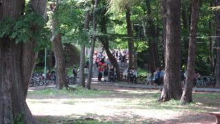 f824ca10 s 320x180 - 北海道神宮例祭 ~円山公園編~