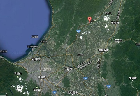 c9152233 s - 北海道観光 ~月形町皆楽公園~