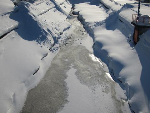 01f63937 s - 休日の藻岩山スキー場は割と混んでた