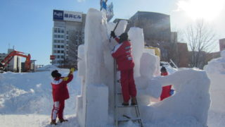 2e18dac9 s 320x180 - 2013年 さっぽろ雪祭りPart3 ~雪像の作り方~