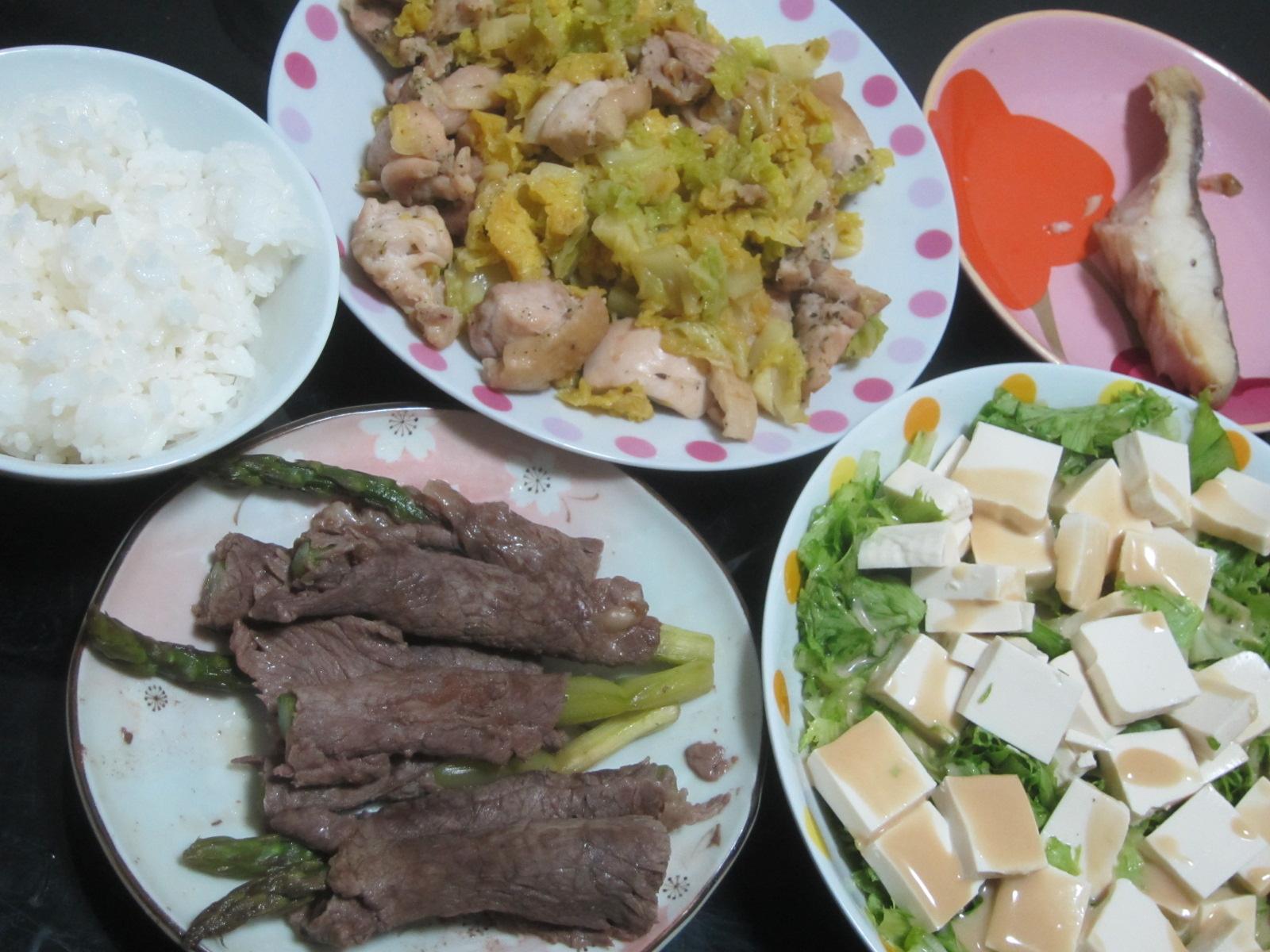 IMG 0032 - モツ煮とポークカレーで突撃我が家の晩御飯Part3