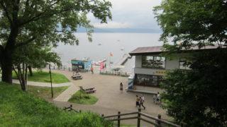 IMG 00471 320x180 - 支笏湖 / ロボアメンボ