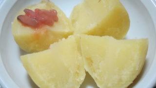 IMG 0015 320x180 - ボタン海老とマチルダとななみつき(りんご)