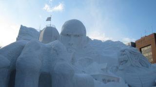 IMG 0021 320x180 - 初日から行ってきました、大雪像からご紹介【札幌雪祭り2016Part01】
