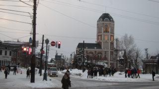 IMG 0033 320x180 - 久方ぶりに冬の小樽に行ってきました / 南小樽下車