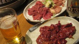 IMG 0098 320x180 - 札幌白石区 焼肉平和園 蘭豆Part3