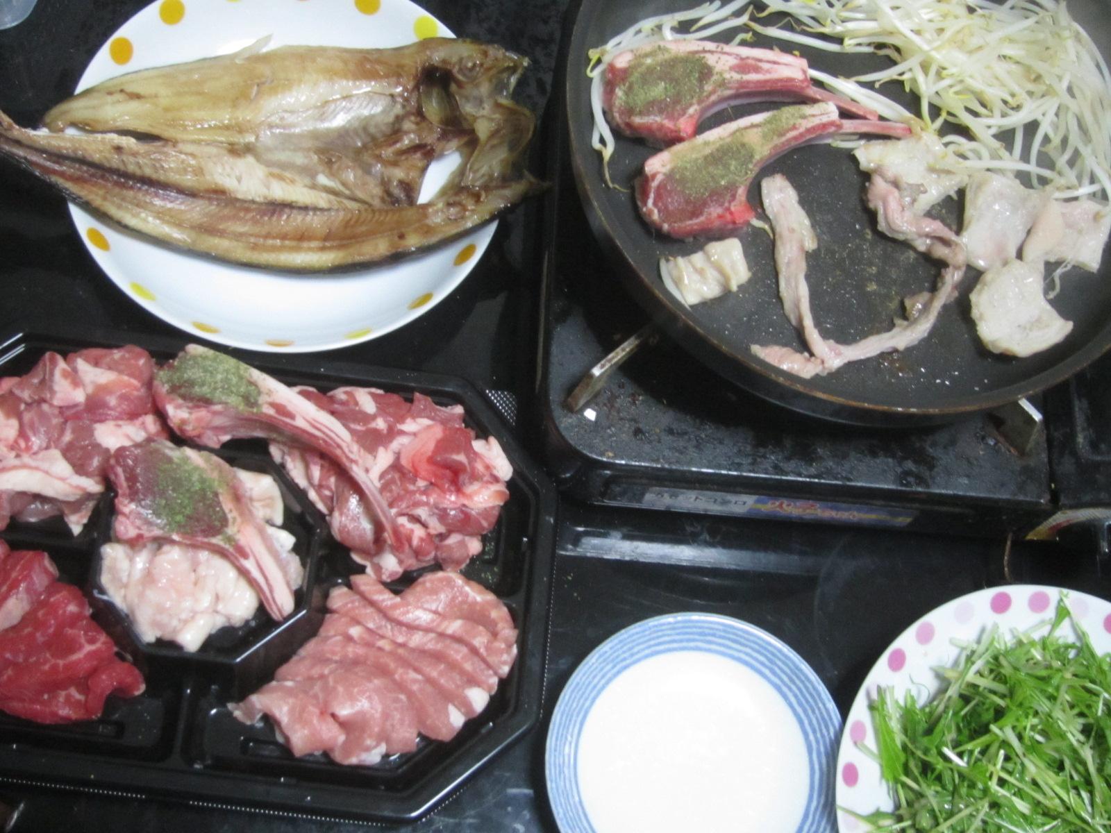 IMG 0113 - 焼肉の肉買って家で食べても微妙なのは先に焼いてたからみたい