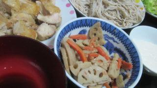 IMG 0014 320x180 - 北海道産100%鶏鍋 / この時期になると道産野菜が手に入りづらいです