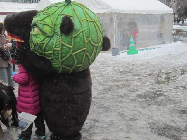 IMG 0043 1 - さっぽろ雪祭り2017年Part1 ~大雪像関係~