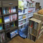 IMG 0001 150x150 - 引き出し付き木製ラックのビブリオ(448冊収納)とゆー本棚を購入して設置