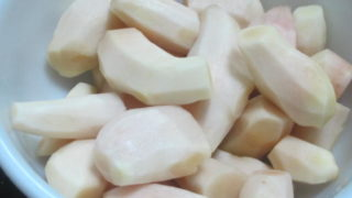 IMG 0023 320x180 - 実は去年微妙に失敗した生姜の梅酢漬けに再チャレンジ
