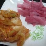 IMG 0001 150x150 - 北海道産の白菜が出回ってきたのでキムチ作りの季節ですね