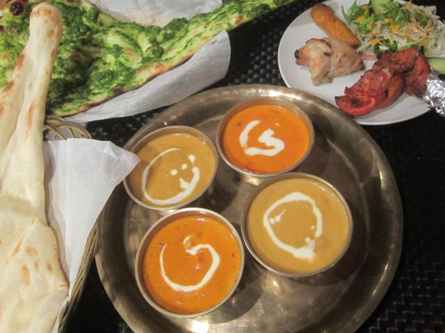 IMG 0067 - ネパール料理なビスターレビスターレでカレーのスペシャルセット食べてきた