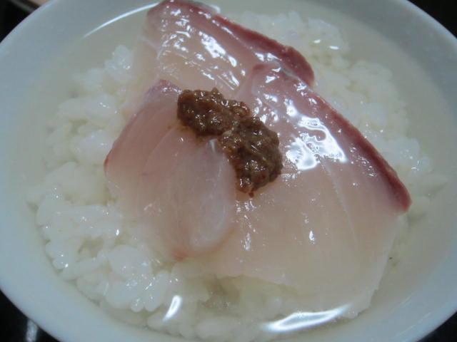 IMG 0029 1 - 河豚の卵巣の糠漬けを食べてみたら魚卵入り味噌ってイメージでした