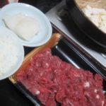 IMG 0050 150x150 - 紅あぐー豚が沖縄フェアで売ってたので味噌鍋でしゃぶしゃぶ