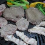 IMG 0048 150x150 - 厚切り牛タンとラムと鶏モモ肉で焼肉