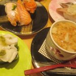 IMG 0054 150x150 - 回転寿司のなごやか亭でカニとホタテの茶碗蒸しとか食べてきた
