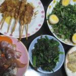 IMG 0021 150x150 - 昨日の刺身は漬けにして反動の野菜分と追加のヤキトリ晩御飯