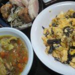 IMG 0003 150x150 - カレーの残りと鶏ハムと筋肉痛回復のための卵炒め