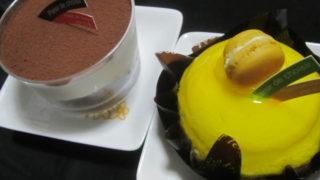 IMG 0034 320x180 - ティラミスとレモンのなんかの小さいケーキ