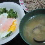 IMG 0036 150x150 - 蕎麦と味噌汁と目玉焼きなシンプル晩御飯