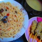 IMG 0042 150x150 - タコのプッタネスカと焼き鳥と味噌汁な晩御飯
