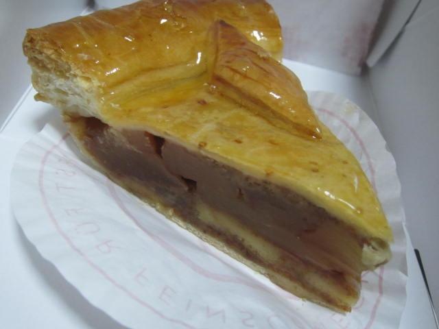 IMG 0044 - ユーハイム サンピアザ店のアップルパイ