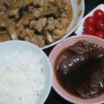 IMG 0088 150x150 - 茄子と鶏肉の炒め物にブリの漬けでシンプル晩御飯