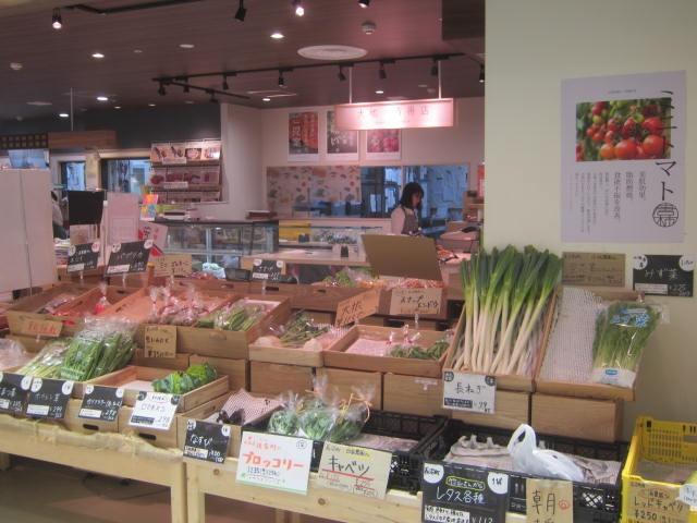 IMG 0042 - 大地の青果店の朝採れ長沼弁当を買ってきてお試しもぐもぐ