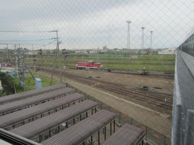 IMG 0113 - JR平和駅の連絡口を意味もなく渡ってみた