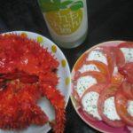 IMG 0129 150x150 - 花咲ガニとモッツァレラチーズとガザミ的な何かでシーフード飯