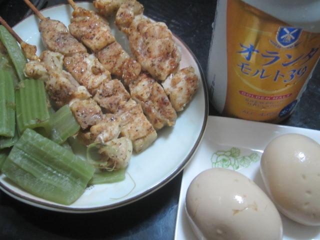 IMG 0003 - たまにはコンビニ飯な惣菜系の酒盛り晩飯