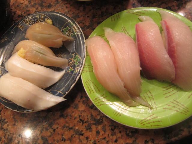 IMG 0012 - 根室花まる南郷店でお寿司 / ゲンゲ汁とホタテの天麩羅