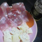 IMG 0013 150x150 - 寿司外食の後は帰宅して生ハムとチーズで晩酌