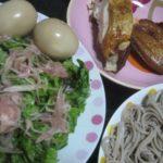 IMG 0022 1 150x150 - チキンの残りと蕎麦とサラダと漬け卵 / 1週間の食費の使い方