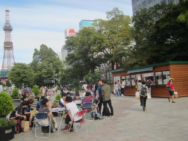 IMG 0040 - 札幌中心部の状態見てきました / 北海道99%の電気復旧【2018全道停電録Part04】
