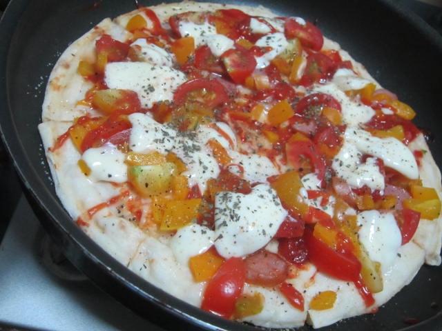 IMG 0012 - 我が家の食卓におけるピザ率が上昇しつつあるように思います
