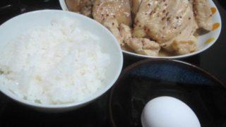 IMG 0015 320x180 - たまーに食べる卵かけご飯な質素系の晩御飯