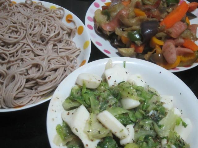 IMG 0058 - アナスタシアとトンダビアンカの炒め物