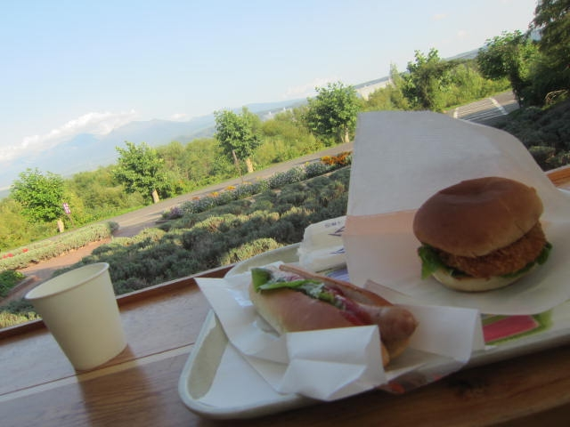 IMG 0105 - ファーム富田のCAFE RENE(カフェ ルネ)でお昼ごはん