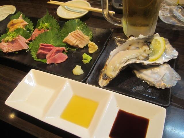 IMG 0114 - 牡蠣喰家来(かきくけこ)って居酒屋で食べ飲み