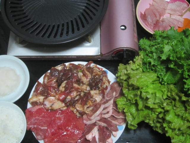 IMG 0118 - 平和園のジンギスカンなお肉を持ち帰りで家焼肉