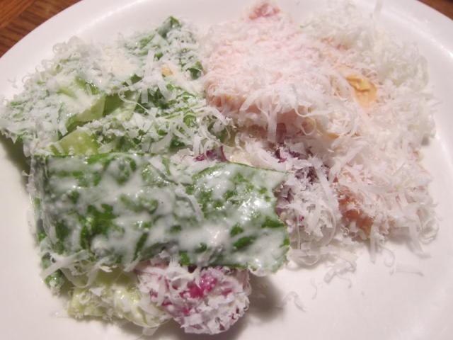 IMG 0136 - イタリア料理 クッチーナ(新札幌JR改札前)でランチアモーレセット食べてみた