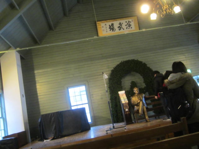IMG 0068 - 札幌時計台の中に入ってきました / 今年いっぱい入館料無料