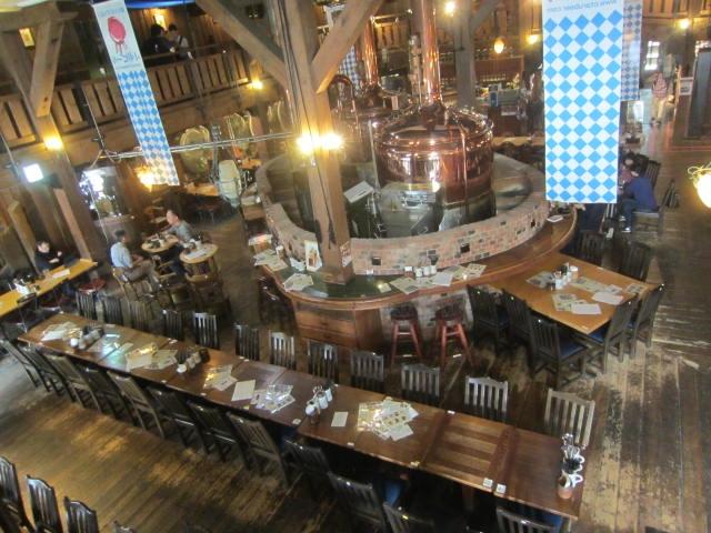 IMG 0172 - 小樽倉庫No.1の小樽ビールな店で無料見学で麦汁飲んでビールも頂いてきた