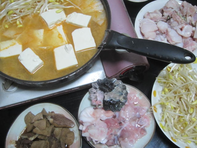 IMG 0215 - 新鮮な鮟鱇(小樽産)が売ってたのでアンコウ鍋です