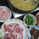 IMG 0220 150x150 - 長芋の梅酢漬けをあんこう鍋の残り汁で火を通した豚しゃぶ肉で巻いてもぐもぐ